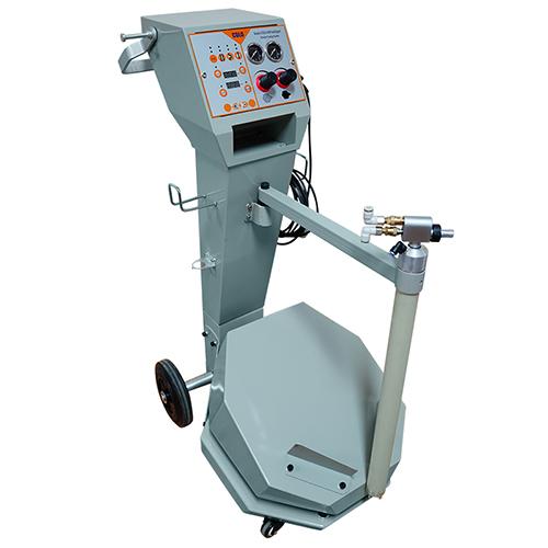 COLO-800D-Β χειρωνακτική μηχανή επίστρωσης σκονών