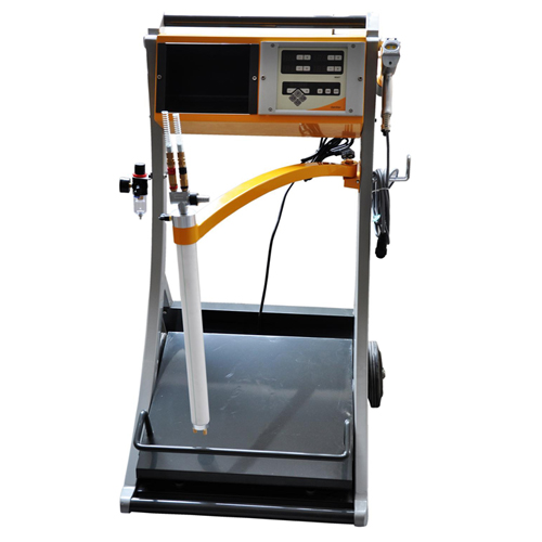 COLO-151S-B Manual Powder Coating Equipment in Uganda