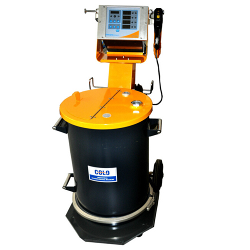 COLO-161S-F Manual Powder Coating Equipment in Asia