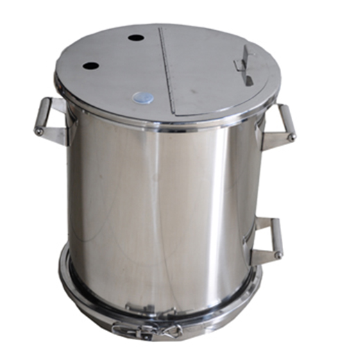 COLO-40A  Fluidizing Powder container in Yemen