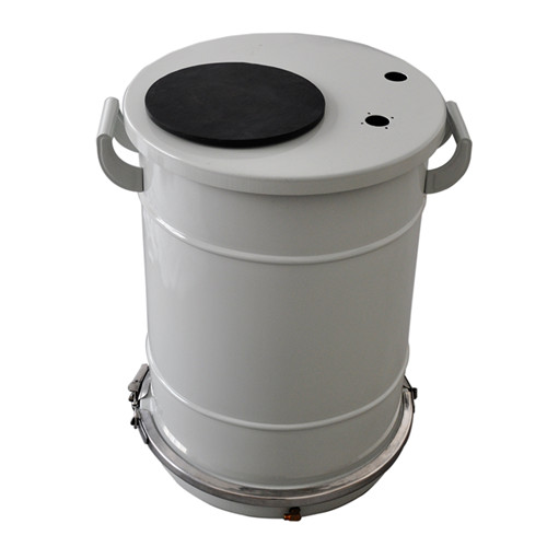 COLO-40A  Fluidizing Powder container in Muscat