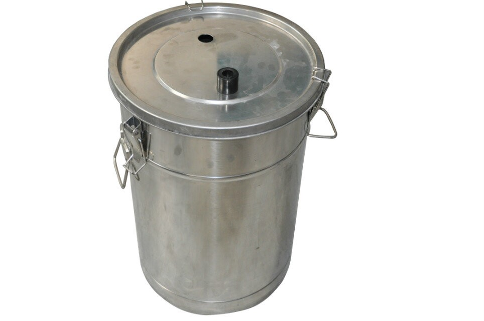 COLO-55A  Fluidizing Powder container in Yemen