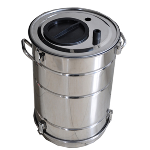 COLO-55B Stainless Steel Fluidizing powder hopper in Islamabad