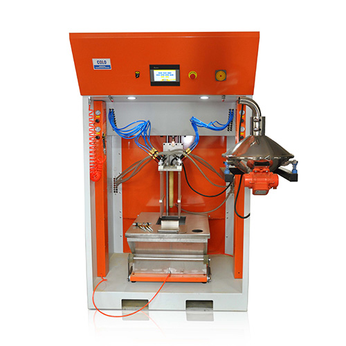 COLO-6000PC Fast color change powder feed center in Asia