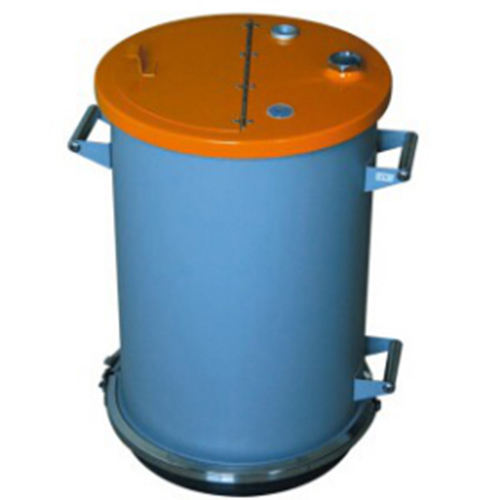 COLO-62C Manual Powder Hopper in Muscat