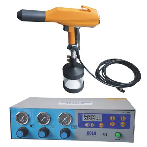 COLO-660T-06C Lab Manual Powder Coating Gun in Lahore