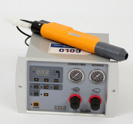 COLO-668DA Automatic Powder Coating unit in Lahore