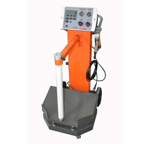 COLO-668-L3-B Feed Box Manual Powder Coating Equipment in Asia