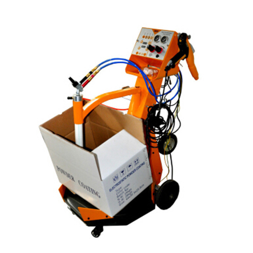 COLO-800D-L2-B Manual Powder Coating Spray machine in Karachi