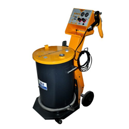 COLO-800D-L2 Manual Powder Coating Equipment in Uganda
