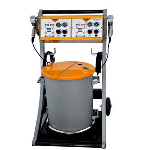COLO-800D Manual Powder Coating Machine in Hyderabad