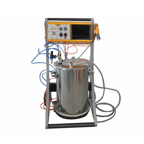 COLO-800D Manual Powder Coating Machine in Asia