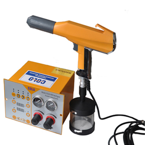 COLO-800DT-06C Lab Manual Powder Coating Gun in Karachi