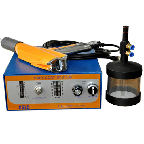 COLO-668T-07C Lab Manual Powder Coating Gun in Qatar