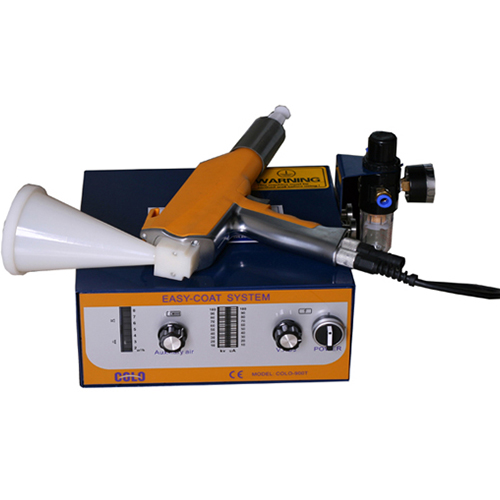 COLO-900T-C Lab Manual Powder Coating Gun in Indonesia