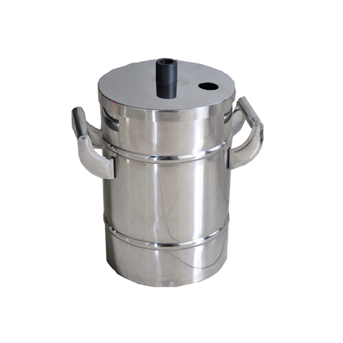 COLO-mini-01  Lab Powder tank  10pounds in Muscat