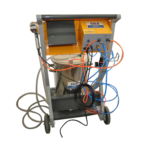 COLO-800D Manual Pulverlakering Machine