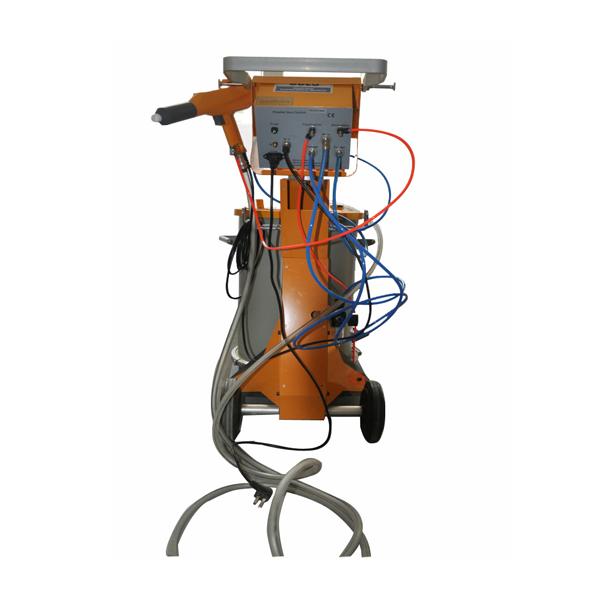 COLO-800D Manual práškové lakování Machine