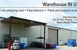 americký Warehouse