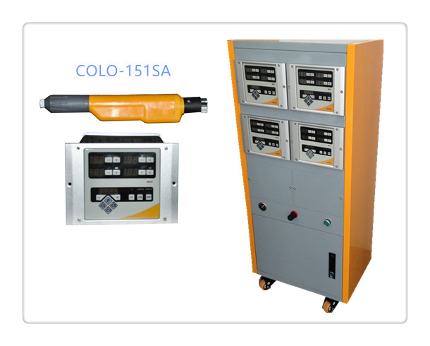 COLO-151SA Powder  Paining Machine Control Cabinet in Cairo